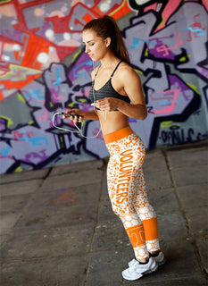 Incredible Patterns Luxury Tennessee Volunteers Leggings