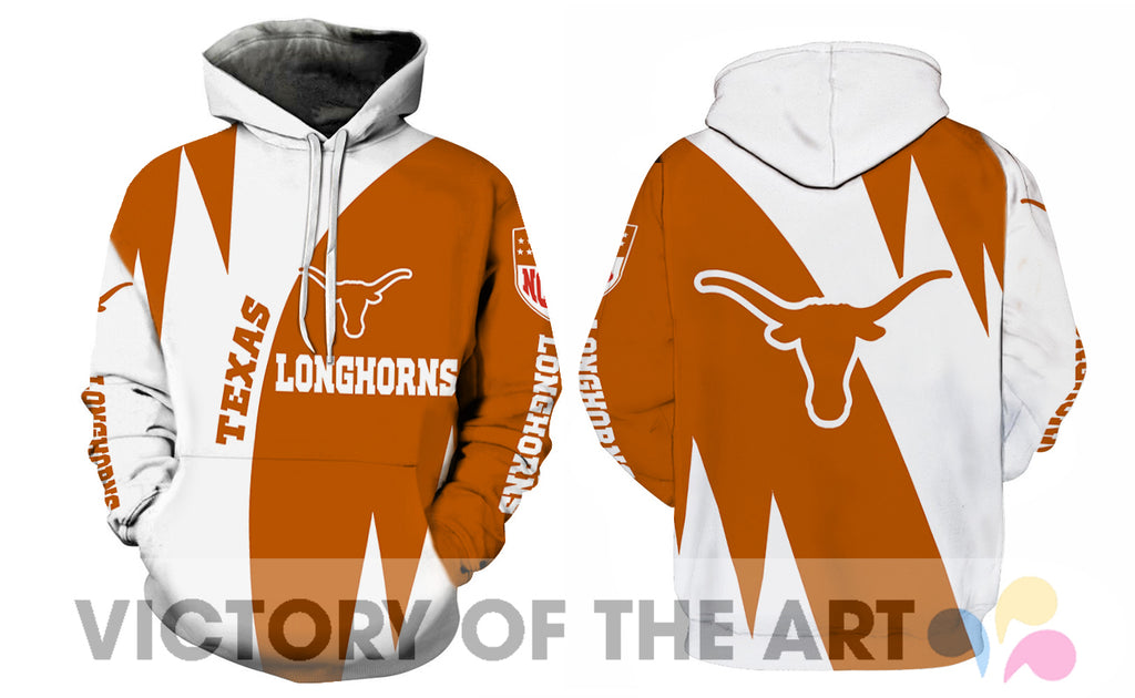 Stronger With Unique Texas Longhorns Hoodie
