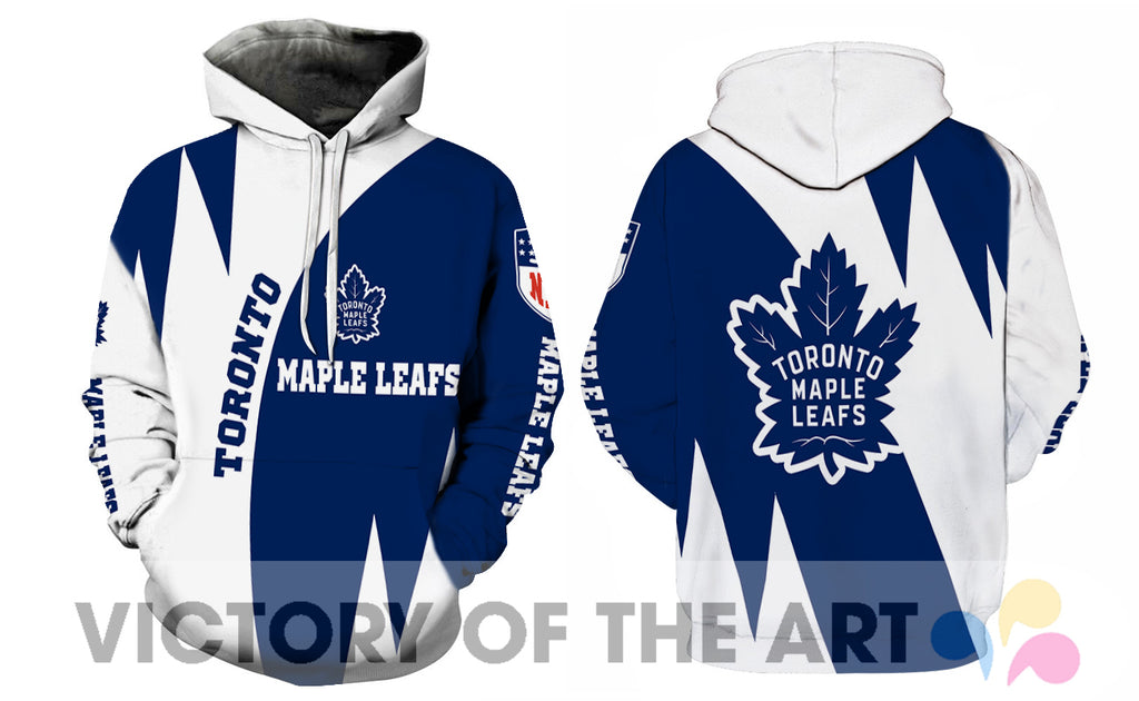 Stronger With Unique Toronto Maple Leafs Hoodie