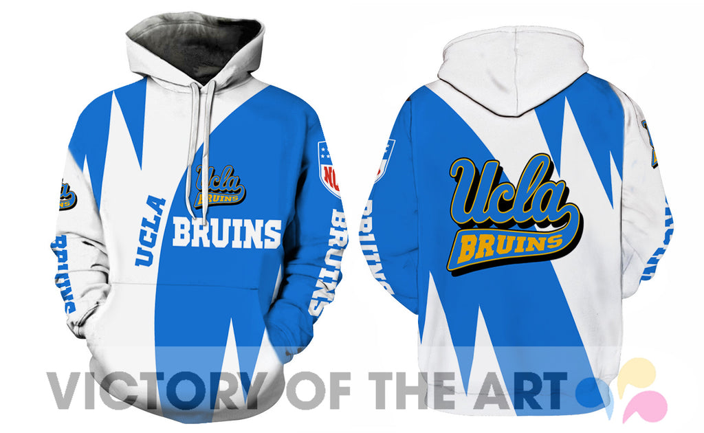 Stronger With Unique UCLA Bruins Hoodie