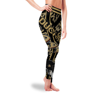 Sign Marvelous Awesome Anaheim Ducks Leggings