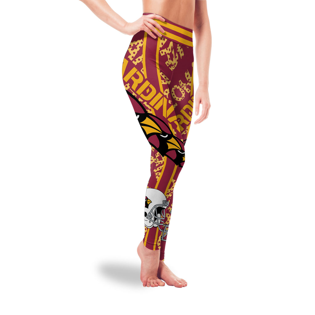 Sign Marvelous Awesome Arizona Cardinals Leggings