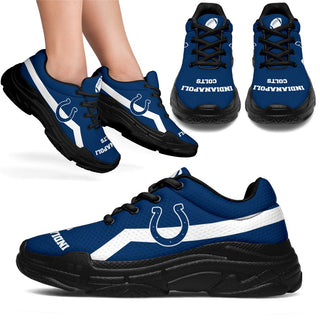 Edition Chunky Sneakers With Pro Indianapolis Colts Shoes