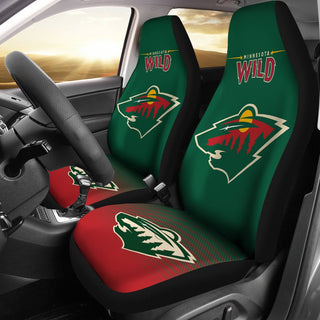 New Fashion Fantastic Minnesota Wild Car Seat Covers