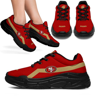 Edition Chunky Sneakers With Pro San Francisco 49ers Shoes