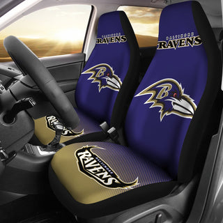 New Fashion Fantastic Baltimore Ravens Car Seat Covers