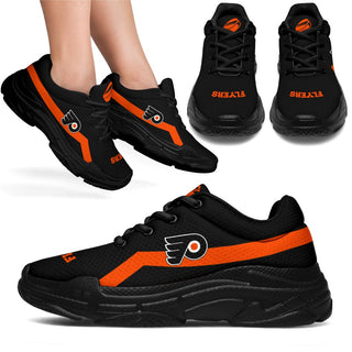 Edition Chunky Sneakers With Pro Philadelphia Flyers Shoes