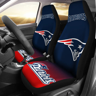 New Fashion Fantastic New England Patriots Car Seat Covers