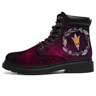 Colorful Arizona State Sun Devils Boots All Season