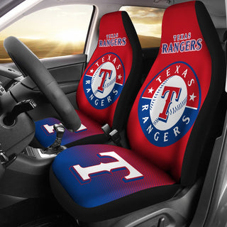 New Fashion Fantastic Texas Rangers Car Seat Covers