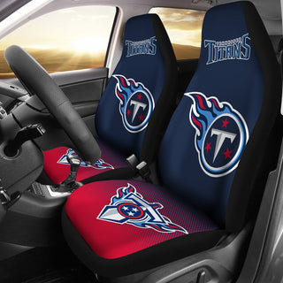 New Fashion Fantastic Tennessee Titans Car Seat Covers