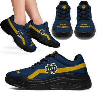Edition Chunky Sneakers With Pro Notre Dame Fighting Irish Shoes