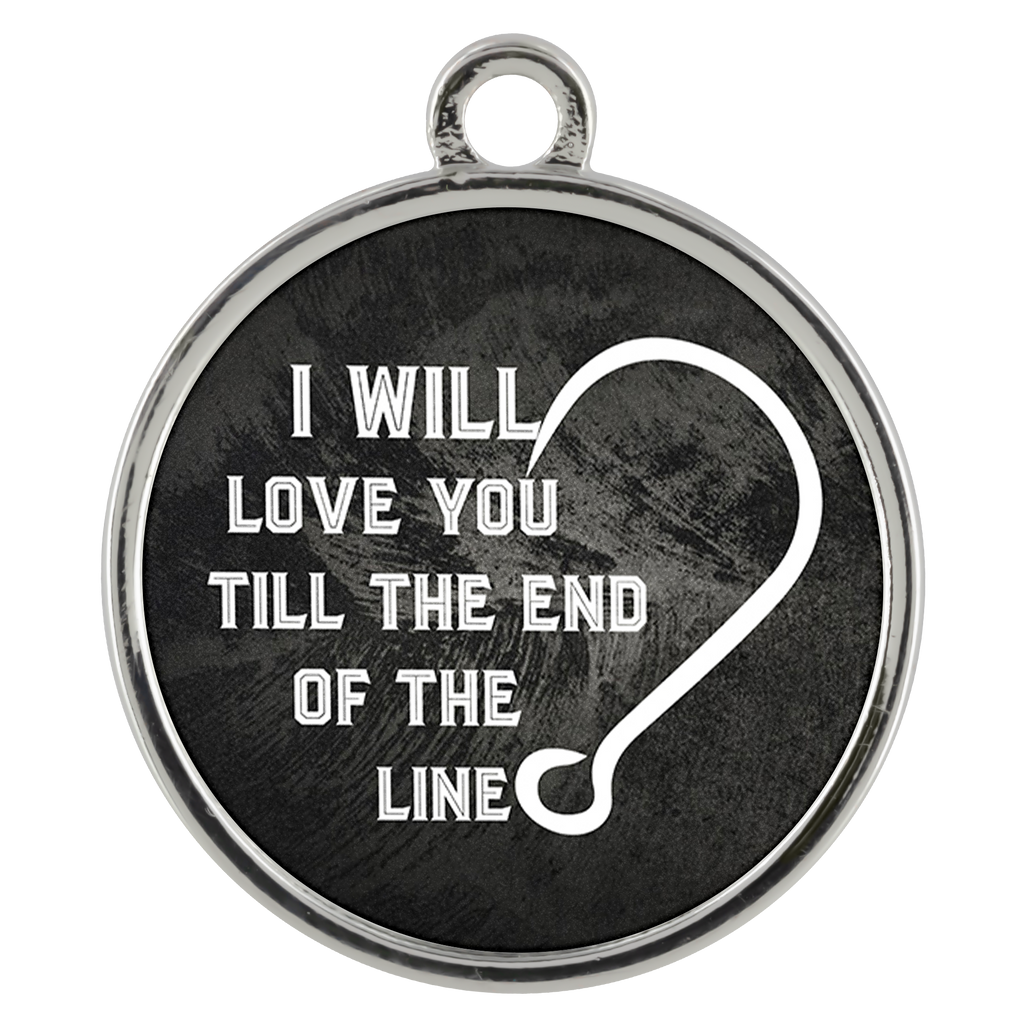 Fishing - I Will Love You Till The End Of The Line Wickford Bracelets