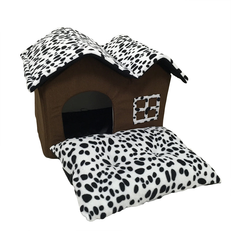 Coffee House Folding Dog Beds And Mats