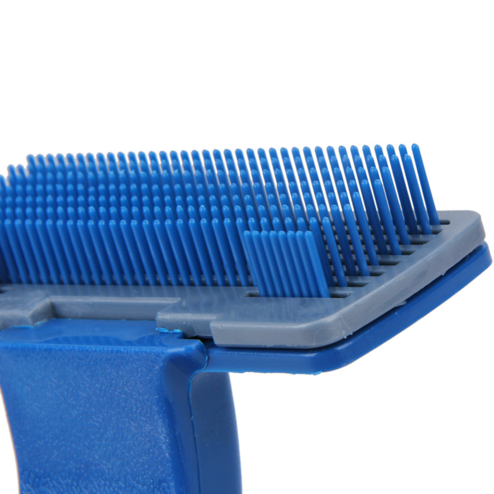 Dog Grooming Hair Blue Clean Fur Tools