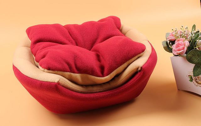 Soft Warm Dog House Beds And Mats