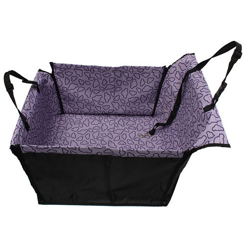 Free Size Car Rear Back Seat Carrier Cover Dog Beds And Mats