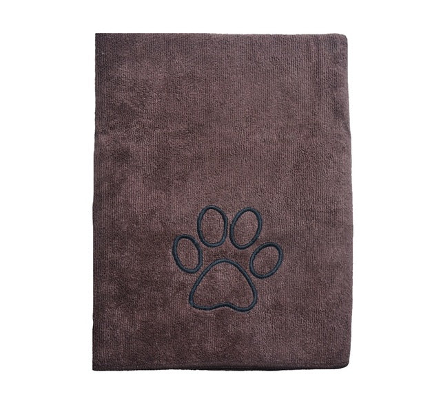 Ultra Absorbent Microfiber Pet Towel
