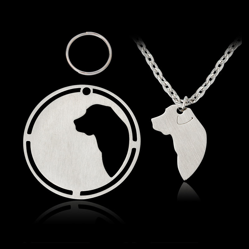 Labrador Retriever Dog Lover Necklaces