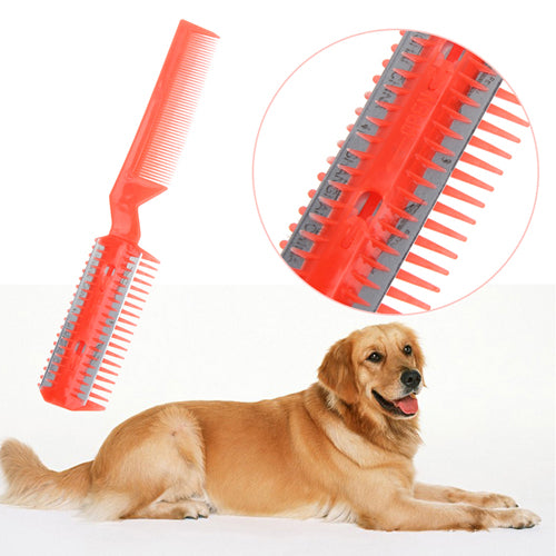 Small Dog Hair Grooming Clean Fur Tools