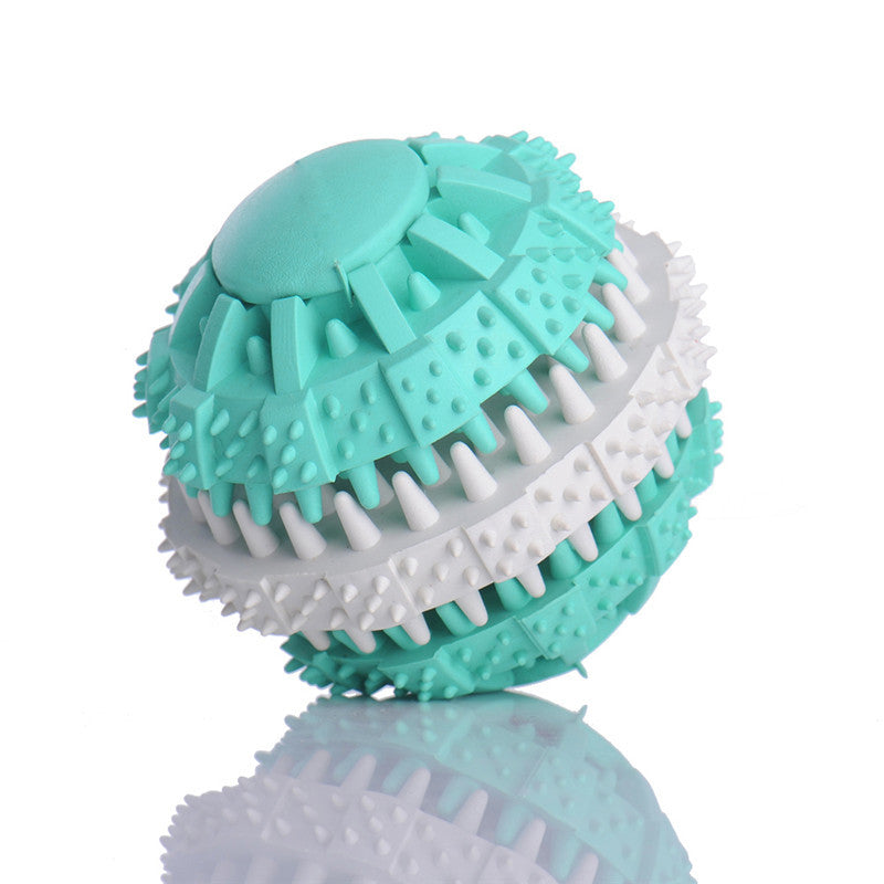 Cute Blue Dog Ball Toys