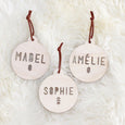 Christmas Name Bauble