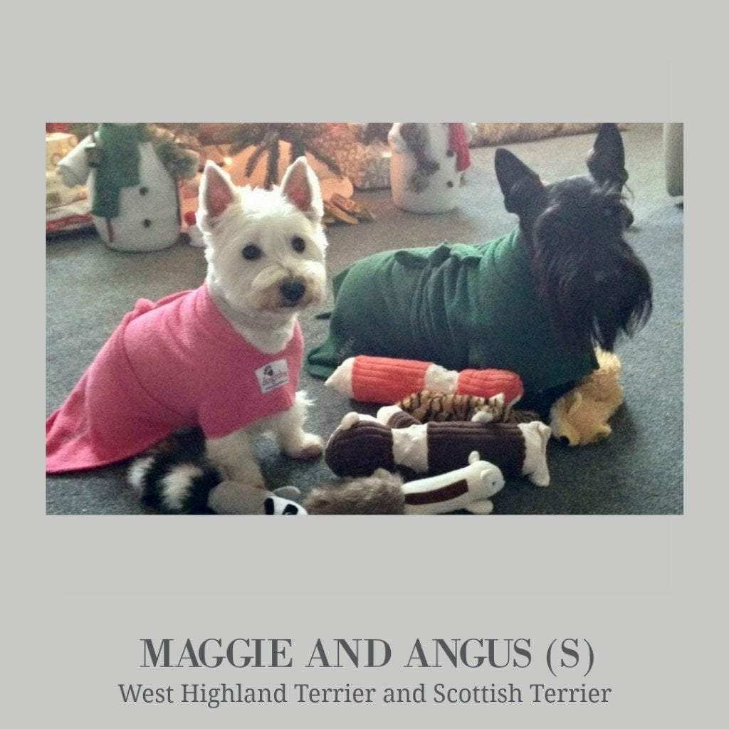 Maggie and Angus