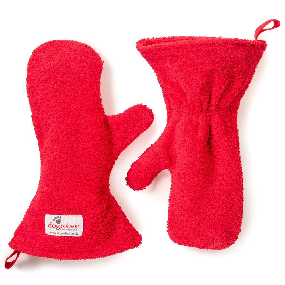 Gauntlets Red