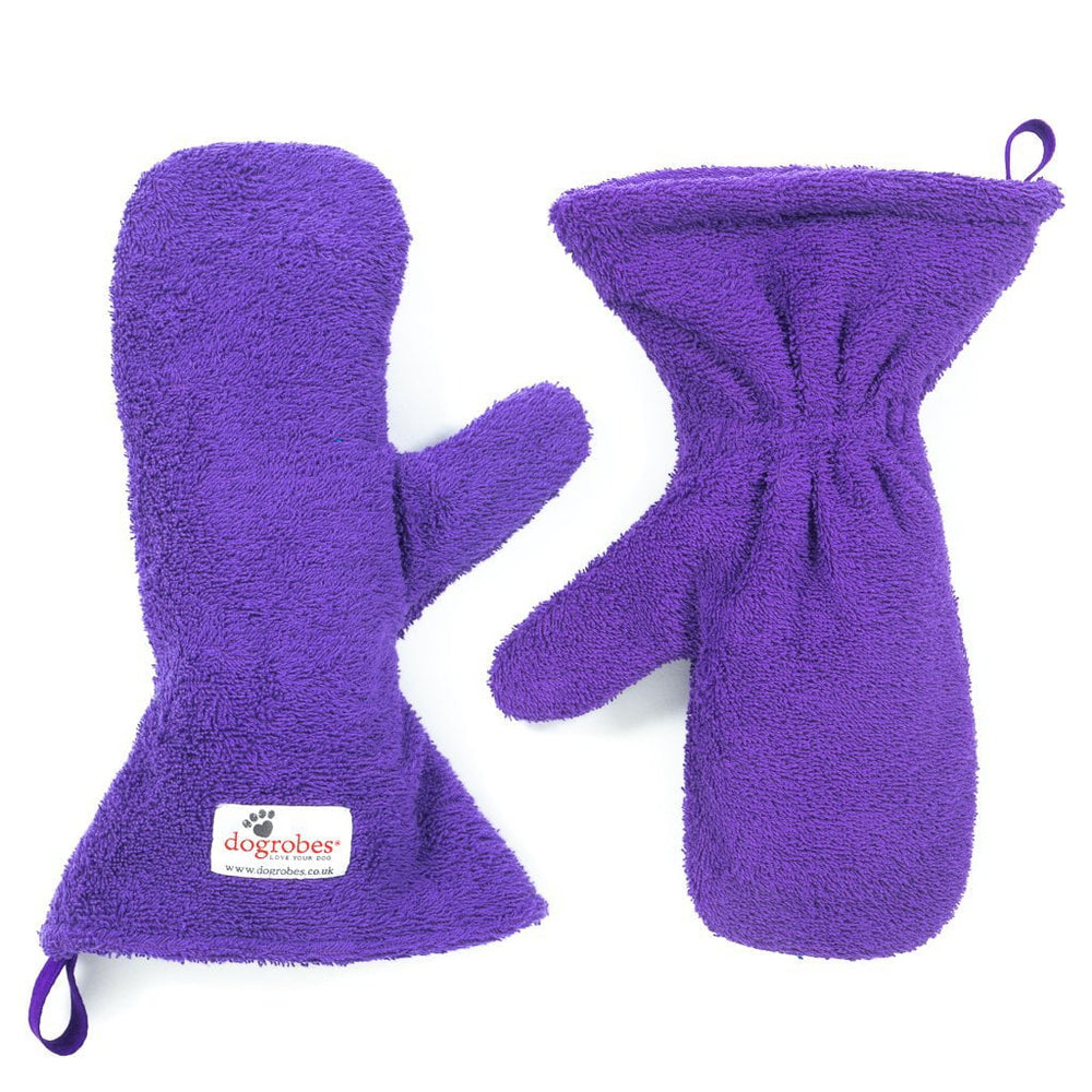 Gauntlets Purple