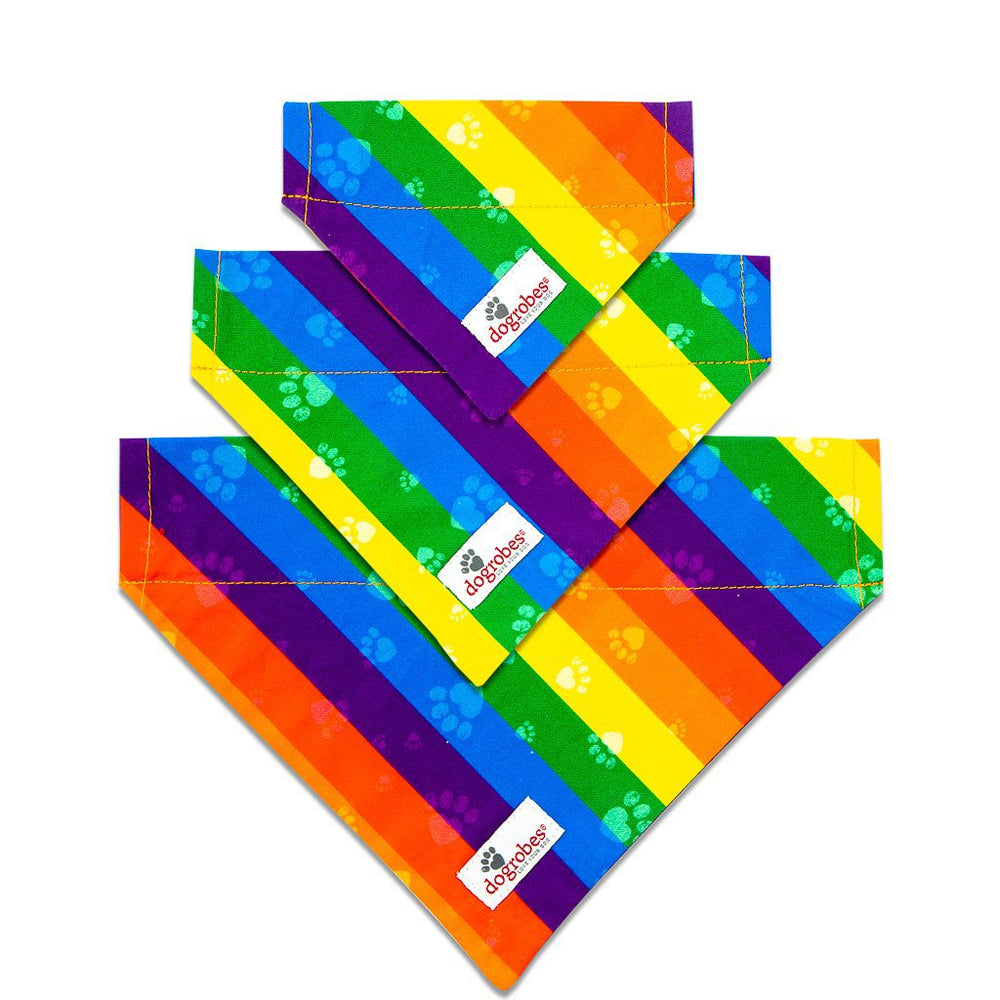 Collar Bandana Rainbow