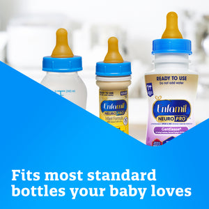 Enfamil Standard-Flow Soft Nipple, Latex Free, Ready to Use