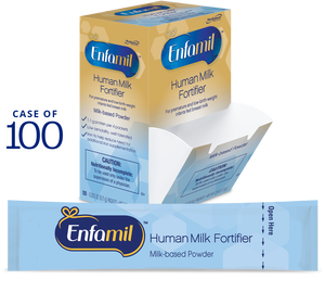 enfamil human milk fortifier powder .71 g Foil Sachets (Case of 100)