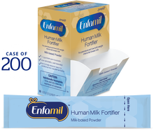 enfamil human milk fortifier powder .71 g Foil Sachets (Case of 200)