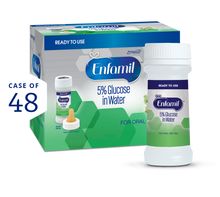 enfamil 5 glucose in water 2 fl oz Bottles (Case of 48)
