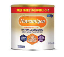 nutramigen powder infant formula 19.8 oz Can