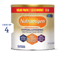 nutramigen powder infant formula 27.8 oz Can, Super Saver Pack