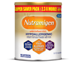 Nutramigen with Enflora LGG Powder Infant Formula