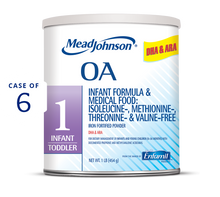 oa 1 metabolic powder 1 lb Can (Case of 6)