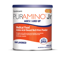 puramino jr nutrition powder 14.1 oz Can