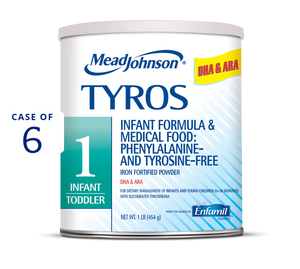 tyrosinemia type 1 formula 1 lb Can (Case of 6)
