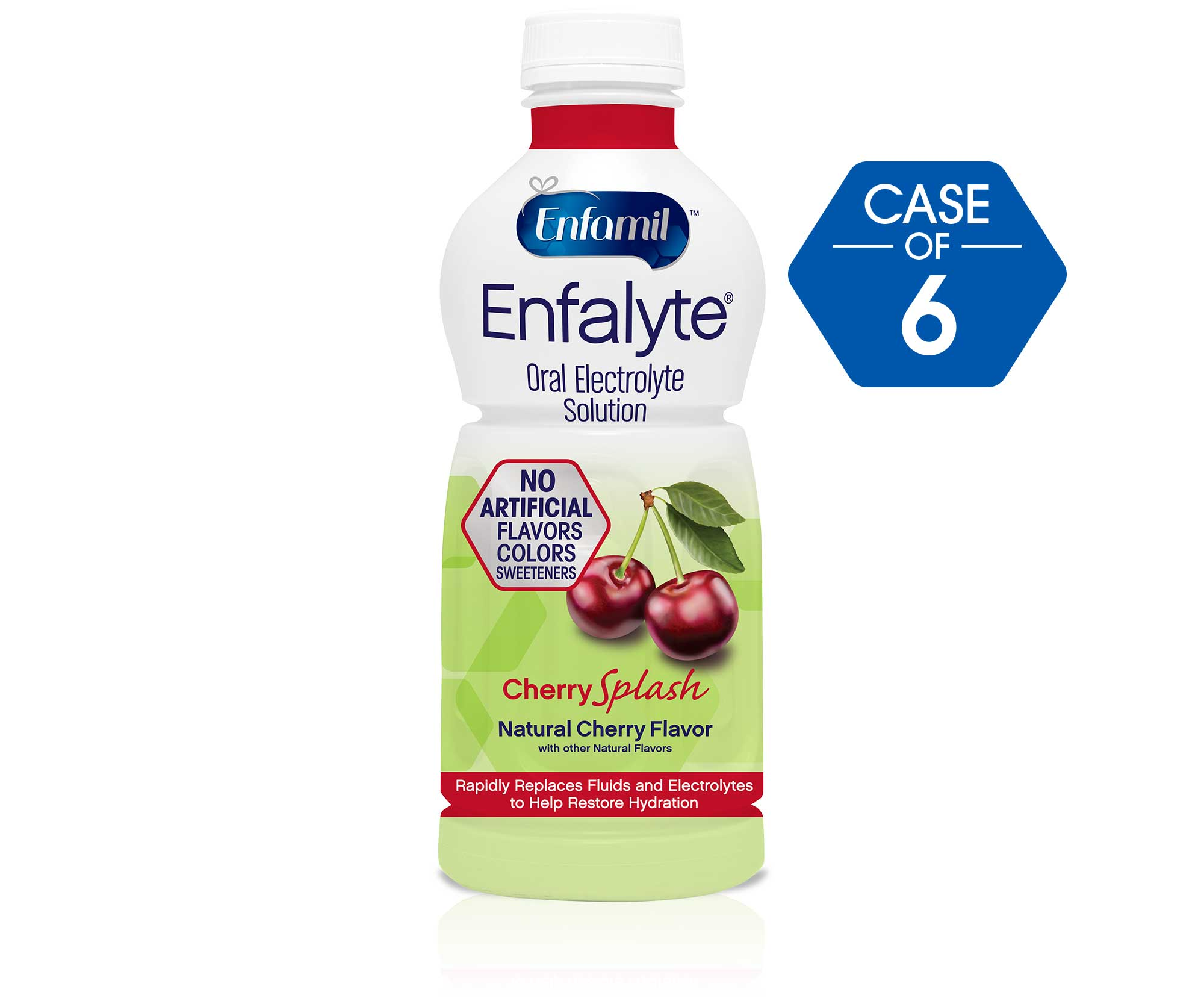 Enfamil Enfalyte Oral Electrolyte Solution, for Oral Rehydration ...