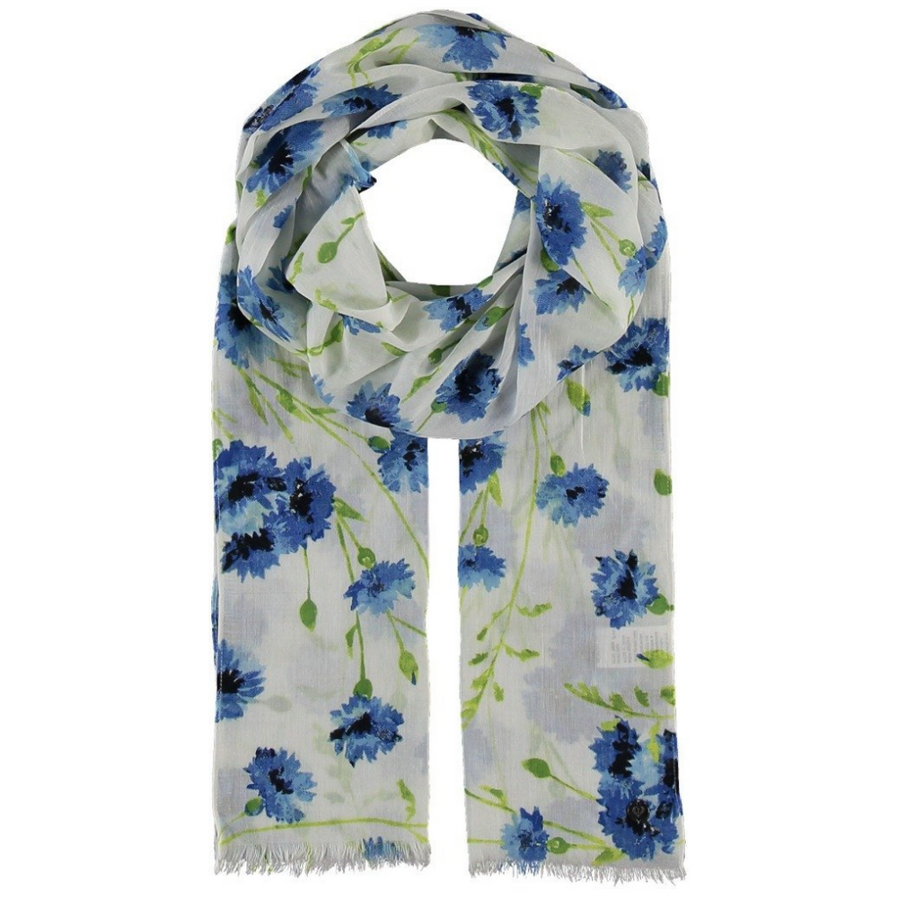 Load image into Gallery viewer, Wild Flower Scarf