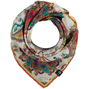 Load image into Gallery viewer, Pretty Paisley Scarf