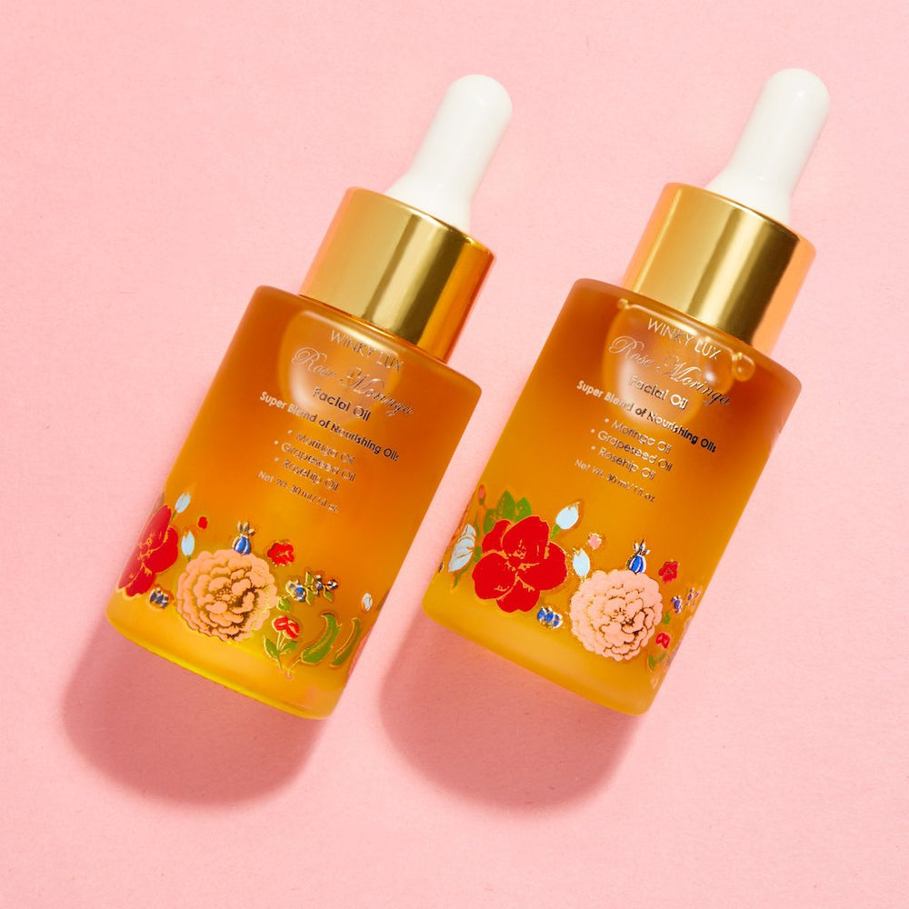 Load image into Gallery viewer, Rose Moringa Facial Oil