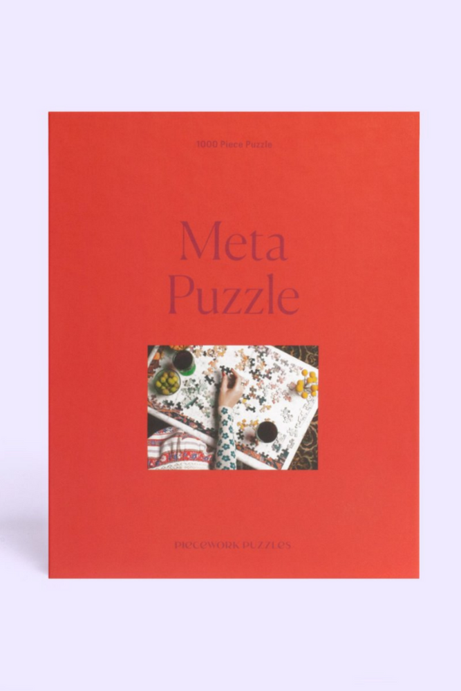 Load image into Gallery viewer, Meta Puzzle 1000 Piece Puzzle