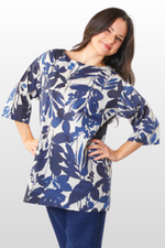 Resse Tunic in Cotton Print