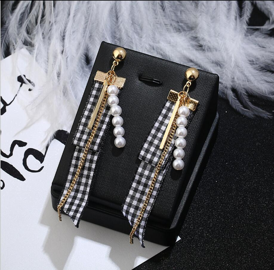 2017 Europe Style Personality Ear Accessories Simple Fashion Drop