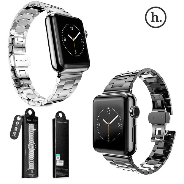 Original HOCO Band for Apple Watch Butterfly Buckle Slim 316L