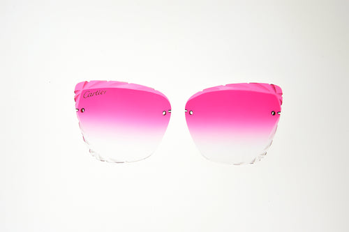 Cat Eye- Hot Pink