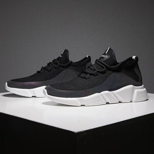 Men Breathable Comfortable sneakers - FashionzR4U